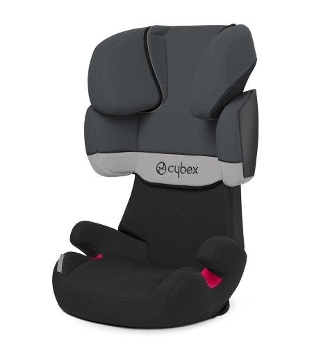 Vorschaubild CYBEX SILVER Kinderautositz Solution X, Gruppe 2/3 (15-36 kg), Kollektion 2015, gray rabbit