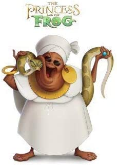 The Princess And The Frog Mama Odie Us Imported Movie Wall Poster Print 30cm X 43cm Disney Küche Haushalt