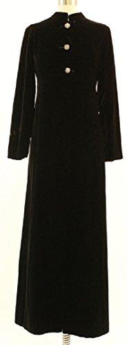 Velvet Vintage Coat - 3