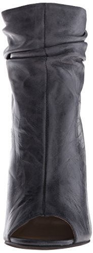 Chinese Laundry Kristin Cavallari Womens Liam Crinkle Leat Boot Ankle Bootie