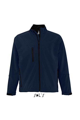 SOL´S - Men´s Softshell Jacket Relax XXL,Abyss Blue