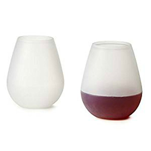 Silicone Wine Glasses Unbreakable beverage