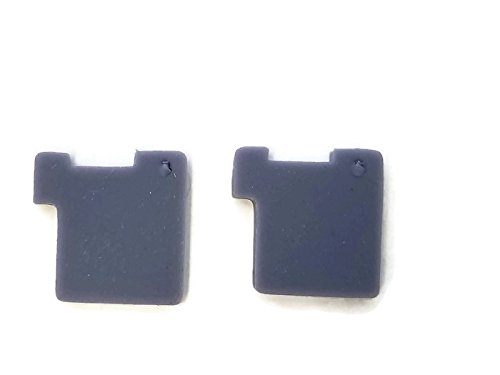 Boracell Compatible wirh Fujitsu PA03289-0111 fi-6010N fi-6000N fi-5120C 4220 4120 Separation Pad ONLY x2