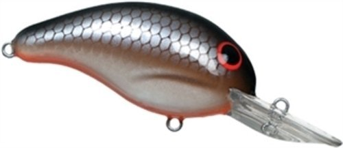 Bandit 321SC 300 Crankbait, 8-12-Feet, 1/4-Ounce, Hot Chocolate ()
