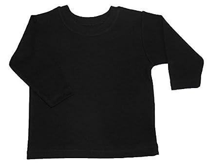 1ecee1aeff28 BabywearUK baby T-shirt - Long sleeved - Black 18 24 months ...