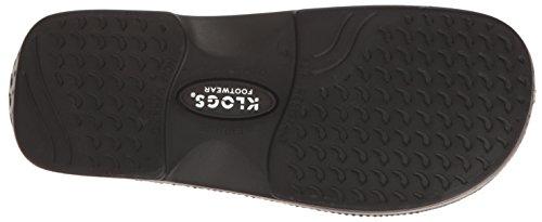 Clog Footwear Polyurethane Black Klogs Springfield Women's Chef dtWqX