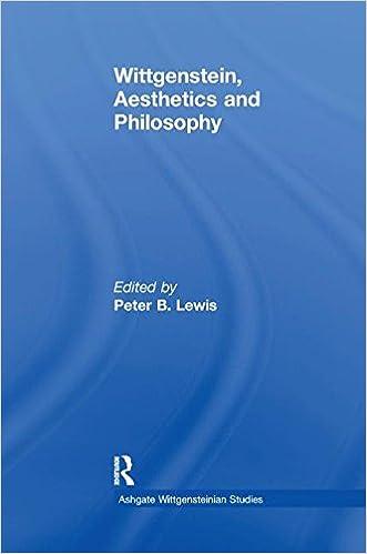 Book Cover for Wittgenstein, Aesthetics and Philosophy