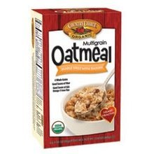 Organic Maple Spice with Raisin Instant Oatmeal 1.58 Ounce 8 per pack (Case of ()