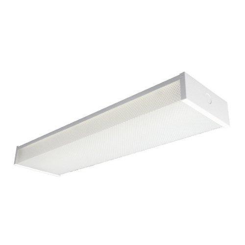 Utilitech Prismatic Acrylic Ceiling Fluorescent Light