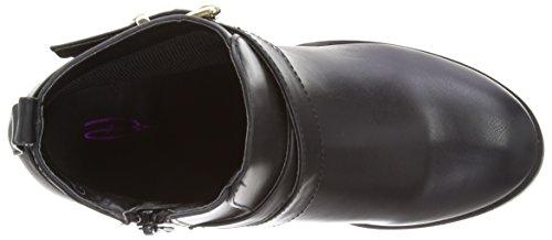 Dolcis OLB261 - Botas de sintético mujer negro - negro
