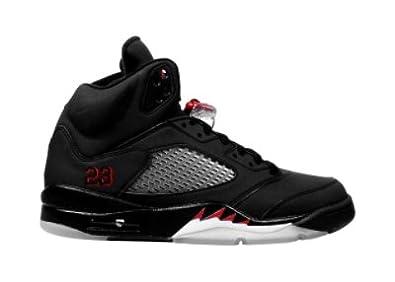 wholesale dealer 57538 8999b Amazon.com   Jordan Nike Air 5 Retro DMP Raging Bull 360968-991-8    Basketball