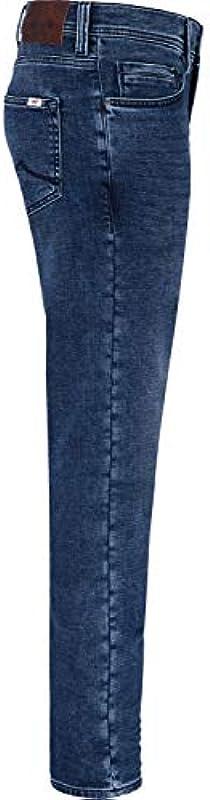 MUSTANG Męskie dżinsy Regular Fit Oregon Tapered K: Odzież