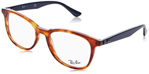 0rx5356 Monturas Marrón Ray Unisex De shiny blue Havana Adulto ban Gafas Red 5BqqxTAw