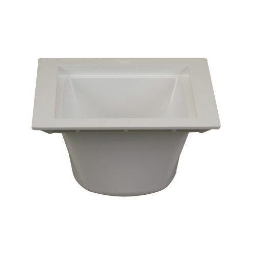 ProFlo PF42855 12'' X 12'' PVC Floor Sink - Less Grid by ProFlo