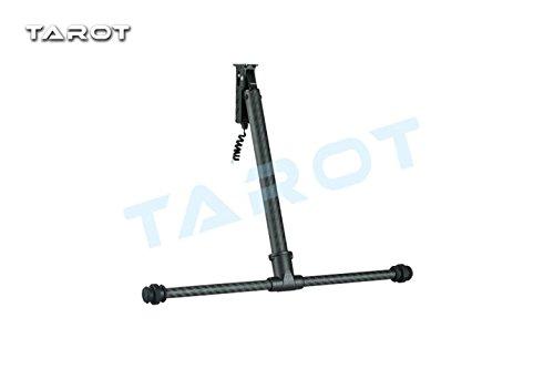 Tarot TL69A02 Metal Electric Retractable Landing Gear Skid Kit for Tarot 650/690 XS690 TL69A01 Wheelbase 400-700 Multicopter FPV