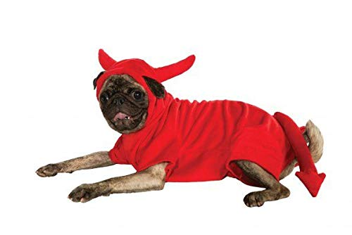 Big Dog Devil Costume & Bag of Treats (XX-Large)