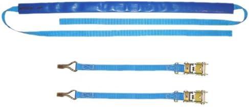 Braun Motorrad Bike Lashing Set 1000 Dan Farbe Blau Set 4teilig Mit 2 Ratschenteilen Auto