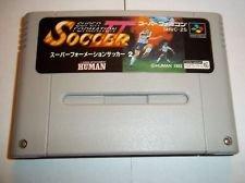 Super Formation Soccer II [Super Famicom] Japan Import