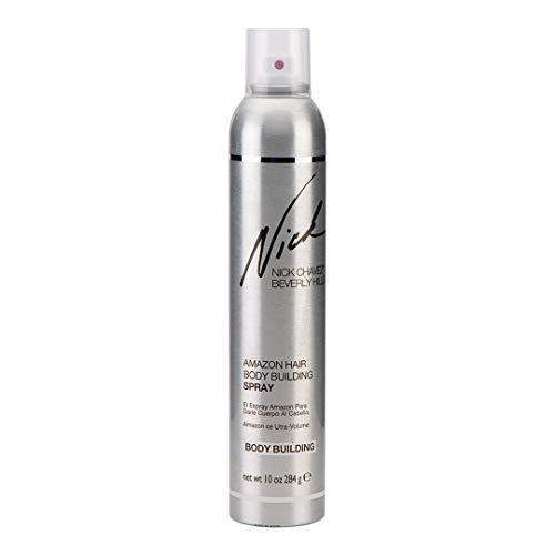 Nick Chavez Beverly Hills Premium Amazon Hair Body Building Mist - Styling, Texture, and Volumizing Hair Spray - 10oz
