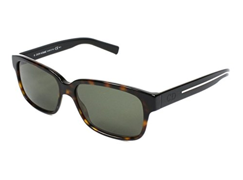 Christian Dior Black Tie 148/S Sunglasses Dark Havana / - Black Christian Sunglasses Tie Dior