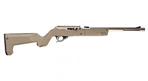 Magpul Industries Hunter X-22 Backpacker Stock Flat Dark Earth Fits All Ruger 10/22 Takedowns Stock by Magpul