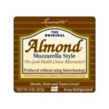 Lisanatti Almond Mozzarella Cheese, 8 Ounce -- 12 per case. by Lisanatti (Image #3)