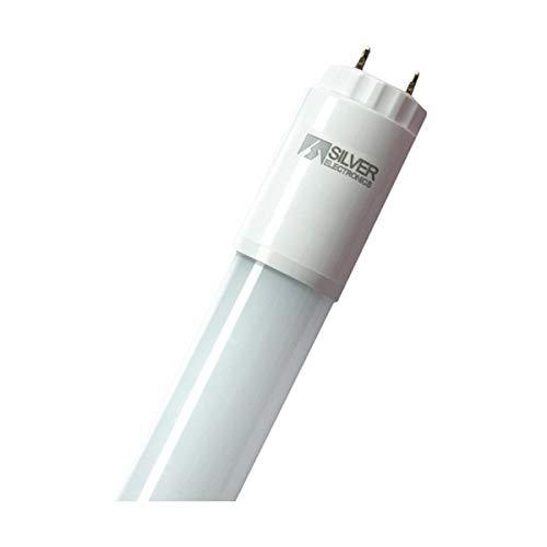 LED Tube Silver Electronics T8 ECO 1,20 m 6000K 18W: Amazon.es: Iluminación