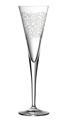 Nachtmann Delight Toasting Flute by Riedel Glassworks, Pattern 2
