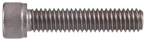 The Hillman Group 45340 M6-1.00 x 35 Metric Stainless Steel Socket Cap Screw (2 Packs of 5)