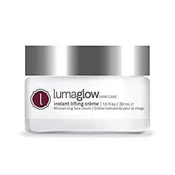 Luma Glow Skin Care- Instant Lifting Creme -Moisturizing Face Cream- Deeply Hydrates And Lifts Skin 1Ounce