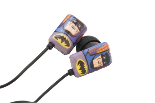 Batman 11382 Marvel Batman Flat Earbud