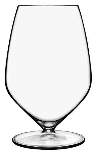 Luigi Bormioli 11916/01 T 23.75 oz Cabernet/Merlot Stemless Red Wine Glasses, Set of 4, Clear