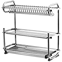 Royalford 3 Tier Dish Rack Rf8294