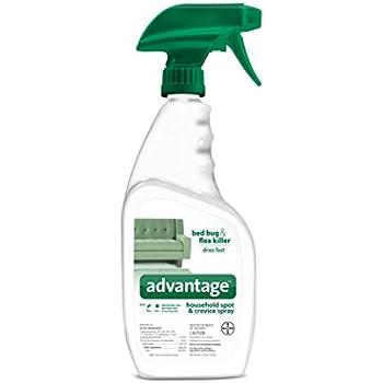 Amazon Com Advantage Household Spot And Crevice Spray 24