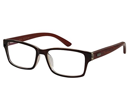 Ebe Retro Style Buying Glasses Online Black And Crystal With Hard Wood Temples