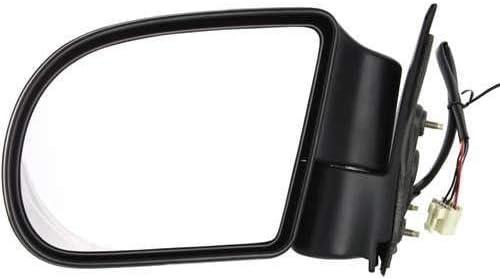 Heat 94-04 Chevrolet S10 Pickup   98-05 Blazer Driver Side Mirror Replacement