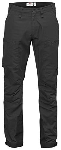 Fjallraven Abisko Lite Long Trekking Trouser - Men's Sand/Tarmac, US...