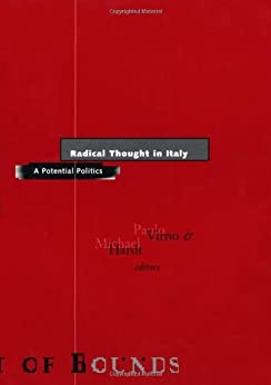 radical thought in italy a potential politics pdf