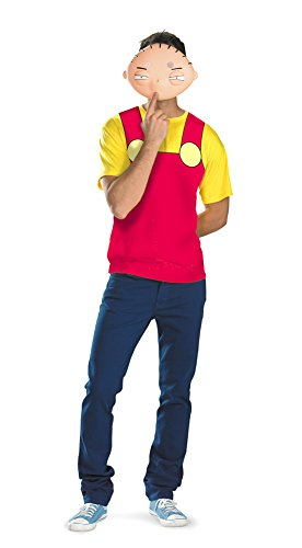 Adult-Costume Stewie Alternative 42-46 Halloween Costume - Adult 42-46]()