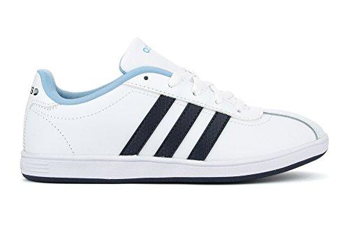 Adidas - ADIDAS VLNEO COURT LO K F38743 - W11215