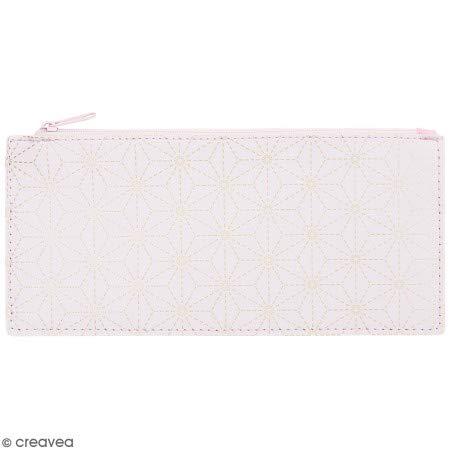 Rico Design - Estuche para lápices (21 x 10,5 cm), diseño de rosas ...