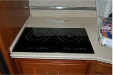 True Induction S2F3 Counter Inset Double Burner Induction Cooktop