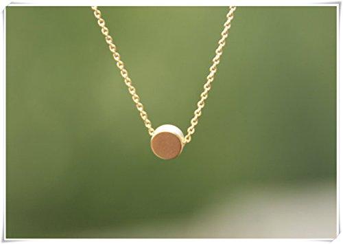 Collier Solitaire, minimaliste Bijoux
