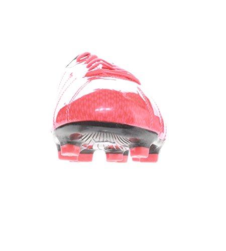 adidas F10 Traxion FG Q33871 Damen Fußballschuhe rot/schwarz