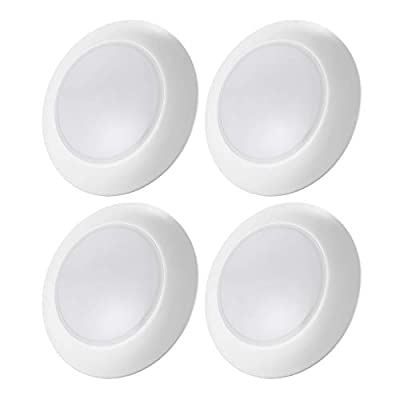 TORCHSTAR Dimmable LED Surface & Recessed Mount LED Downlight Kit