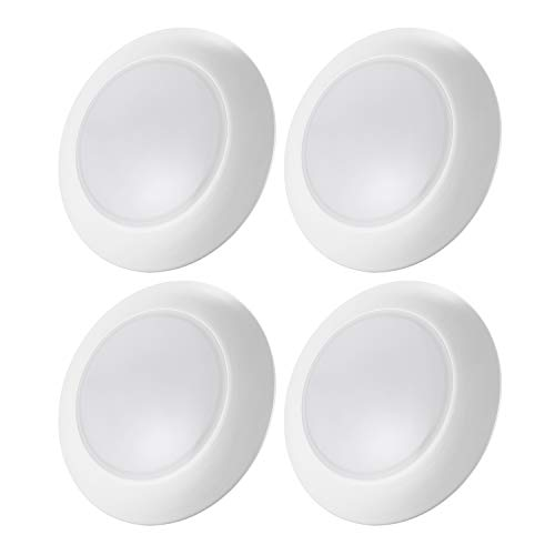 ED Surface & Recessed Mount Downlight Kit, 85W Equivalent Disk Light for 3