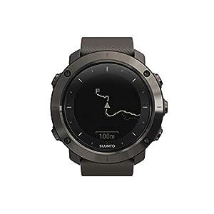 Suunto, Montre GPS pour Randonnées et Trekking, Autonomie Batterie jusqu'à 100 h, Etanche, TRAVERSE Graphite, Gris…
