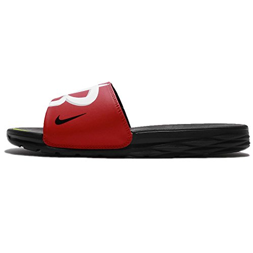 Black Solarsoft Benassi NIKE NBA Red RED Black Men's rrwnq6Y
