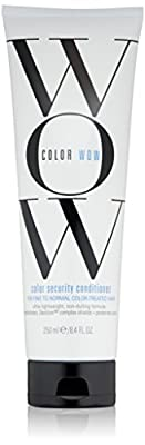 COLOR WOW Color Security Conditioner, Fine to Normal Hair, 8.4 fl oz.