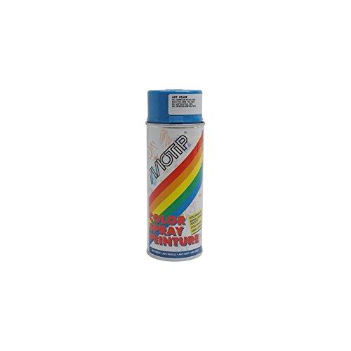 MOTIP - BOMBE DE PEINTURE MOTIP GLYCERO BRILLANT -BLEU CIEL spray 400ml (01608)